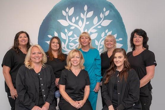 hidden ravines dental team