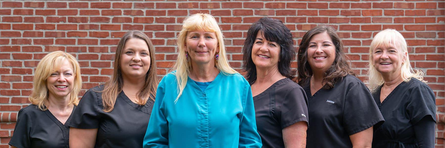 Hidden Ravines office staff